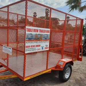 MESH TRAILER SUPERLOADER BRAKED