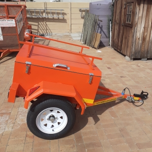 LUGGAGE TRAILER EXTRA LIGHT