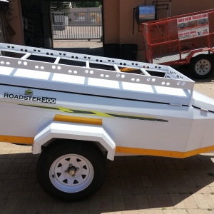 LUGGAGE TRAILER ROADSTER 300