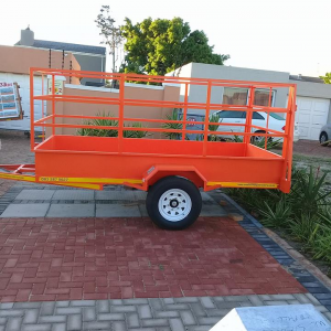 1 ton Bin Trailer Braked Cash price: from R 240 per business day Card price: from R 260 per business day Refundable Security Deposit: R 400